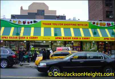 Jackson heights ny indian clothing stores