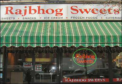 Rajbhog, Jackson Heights